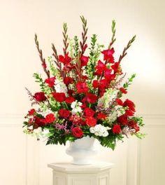 Declaration Altar Arrangement – Wedding Flowers