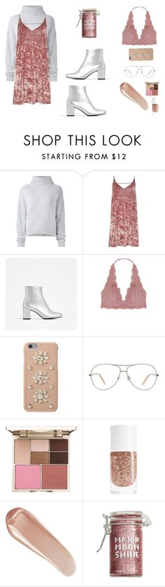 """Velvet"" by alguienvolosobremislouboutins ❤ liked on Polyvore featuring Le Kasha, River Island, Humble Chic, MICHAEL Michael Kors, Chloé, Stila, NARS Cosmetics and Major Moonshine"