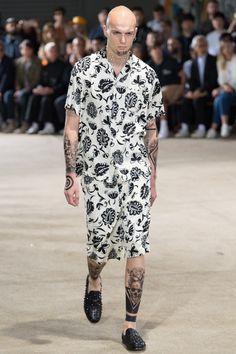 Junya Watanabe Spring 2017 Menswear Collection Photos - Vogue