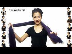 Wendy é uma blogueira de moda dos Estados Unidos, nesse vídeo ela ensina como usar um lenço de várias maneiras diferentes. O vídeo tem apenas quatro minutinhos. Aproveitem e visitem o site dela: http://wendyslookbook.com  e canal dela no youtube é: http://www.youtube.com/wendyslookbook ! Have fun!    :: Behind the Scenes :: http://www.wendyslookbo...