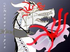 Exorcist drawn by me Novaeclipse