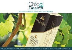 Design Packaging etui courriere napoléon en brandy pour COGNAC MEUKOW