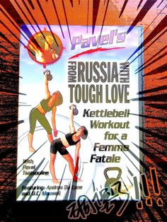 11hrs left #eBay #Health FROM RUSSIA WITH TOUGH LOVE Women's #Fitness #Exercise #Kettlebell #Workout #DVD