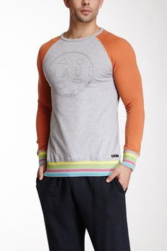 Cruise Colorblock Pullover by Maui and Sons on @HauteLook