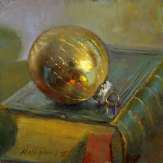 Image result for still life christmas ornaments