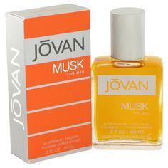 Jovan Musk By Jovan After Shave/ Cologne 2 Oz
