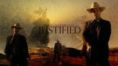 Justified - There's just something about Timothy Olyphant dressed as a cowboy that makes me love this show. ;)