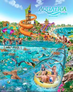 Sea World San Antonio Texas