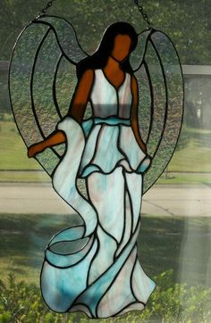 Angle II - Delphi Stained Glass