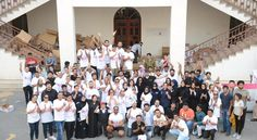 VIVA Bahrain's Corporate Social Responsibility arm, VIVA Jusoor, concluded this year's Ramadan 'Iftar Saem' initiative by providing food parcels and water to 5000 people at Bab Al Bahrain. Overall, 15,000 people have benefitted from the initiative this month, totalling to 65,000 benefiters since Iftar Saem's launch three years ago.