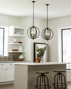 Murray Feiss Lighting - The Corinne Collection.  Beautifully hand forged. Available at Curtis Lumber. Visit our gorgeous lighting showroom at our Ballston Spa store. Contact us for a free design consultation: www.curtislumber.com
