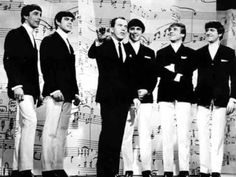 Dave Clark Five-Everybody Knows (Shindig) 1964 - YouTube