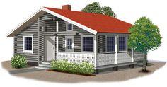 Lovely summer cottage