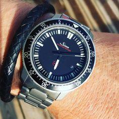 Dagens. #sinn #ezm3f #ezm #sinnwatches #aroc #wristwatch #wristshot #watchnerd #wus #watchuseek #watches #watchout #timetotalk #tzuk #tidssonen #klocksnack #ks