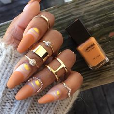 65 Coffin Nail Designs to Die for: Ballerina Nails Ideas White Coffin Nails, Coffin Shape Nails, Nails Shape, Cute Nails, Pretty Nails, Transparent Nails, Beautiful Nail Designs, Unique Nail Designs, Luxury Nails