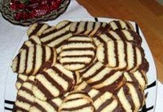 Albert kekszes sütemény  Liszt helyett csokis pudingporral főzve... Waffles, Pancakes, Paleo, Food And Drink, Sweets, Vegan, Cookies, Baking, Drinks