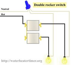 ceiling 3 speed 3 wire switch and diagram did wiring how to wire double rocker switch use 3 gang receptacle box change 1 switch
