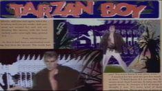 Tarzan Boy (Offcial Video) - Baltimora [1080p] Upscale
