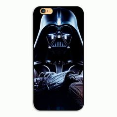 Star Wars.Darth Vader. Hard Plastic Phone Cover Case. iPhone 6/6S, 6/6S+, 7 ,7+