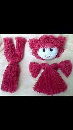 Bebek saç yapımı