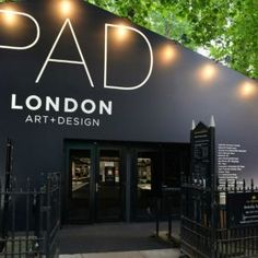 "One of the standout events of London's heavily saturated October ""Frieze Week"" celebration of art is PAD London, the city's leading fair for 20th Century art, design and decorative arts."