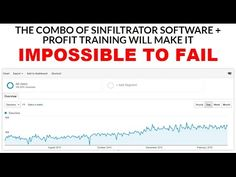 Sinfiltrator- Make Money WITHOUT a Website How Yves Uses His Software to Create $1k+ Campaigns in 5 Minutes Flat...