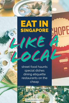 Your essential guide to Singapore food: what stree…