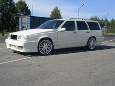 build hot rod Volvo 850 Wagon - Szukaj w Google