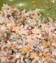 Copycat Sassy Scotty Ranch Chicken Salad - - I have stated before, I am crazy about the restaurant, Chicken Salad Chick. Best chicken salads ever. This is a copycat recipe for their ranch flavored chicken salad plus a bonus recipe. Organic Fruits And Vegetables, Green Veggies, Chicken Salad Recipes, Chicken Salads, Keto Chicken, Hidden Valley Ranch Chicken Salad Recipe, Chicken Rice, Chicken Soup, Chicken Salad Chick Recipe Copycat