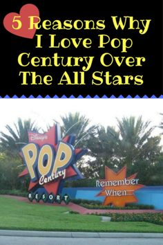 Here are the 5 Reasons Why I Love Pop Century Over The All Stars