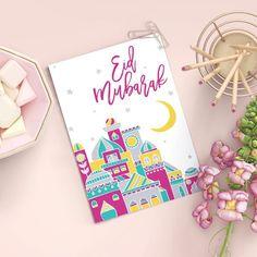 Happy Eid Mubarak Gift Ideas 2020 - Greeting Cards Eid Images: Eid Ul Fitr is celebrated when the month of Ramadan is over. Images Eid Mubarak, Eid Images, Eid Mubarak Gift, Happy Eid Mubarak, Ramadan Cards, Ramadan Greetings, Eid Mubarak Greetings, Eid Cards, Eid Card Designs