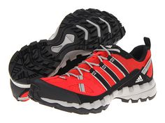 $75.00 adidas Outdoor AX 1 Vivid Red/Black/Grey Rock - Zappos.com Free Shipping BOTH Ways