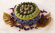 Vegedeco Salad - Matcha Trifle
