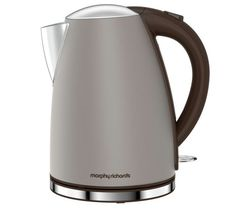 Buy Morphy Richards 103004 Accents SS Pebble Jug Kettle at Argos.co.uk, visit Argos.co.uk to shop online for Kettles, Kitchen electricals, Home and garden