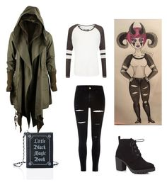 """""""Roesia Sage outfit"""" by roesia ❤ liked on Polyvore featuring art"""
