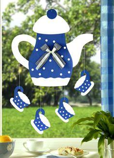 tea blue
