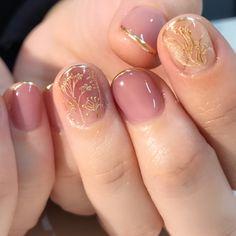 _____________________________ #絵画 #art #nail #nailart #nails #ネイル #ネイルアート #油絵ネイル #kanazawa #金沢#toyama #手描きアート #手描きネイル #ジェルネイル #gelnail… Natural Color Nails, Natural Nail Art, Cute Nails, Pretty Nails, Nail Manicure, Nail Polish, Transparent Nails, Oval Nails, Garra