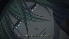 Ukyo, AMNESIA, anime.(the saddest parts of the world.of anime).