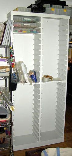 27 Ideas for jewerly storage furniture craft rooms Bead Storage, Craft Room Storage, Craft Rooms, Storage Ideas, Cupboard Storage, Shop Storage, Jewelry Storage, Fishing Storage, Fishing Tackle