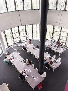 Galeria de Clássicos da Arquitetura: Biblioteca da Universidade de Cottbus / Herzog & de Meuron - 12