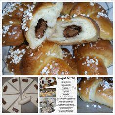 Kochen und backen mit Claudia : Nougat ♡ Softis