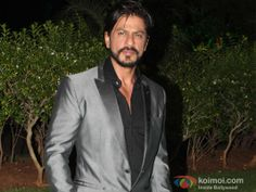 A Dull Day For SRK