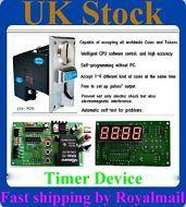 Multi Coin Acceptor Selector CH-926&Timer control board