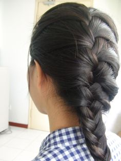 French Hairstyles French Braid  Hairstyles For Girlsthe Wright Hair Side French