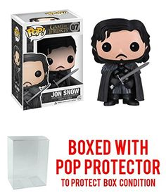 Winter is coming. If you or somebody you know loves the Game of Thrones television series on HBO then this Game of Thrones Jon Snow Pop. Vinyl Figure is the perfect gift. Measuring 3 tall t. Great Christmas Gifts, Christmas Toys, Jon Snow Pop, Funko Pop Store, Best Funko Pop, Pop Game Of Thrones, Boxing Conditioning, Arkham Knight, Funko Pop Vinyl