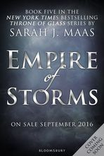 Empire of Storms PDF / Empire of Storms EPUB / Empire of Storms MP3. Get this Throne of Glass #5 novel by Sarah J. Maas here!