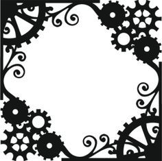 papercut steampunk - Pesquisa Google
