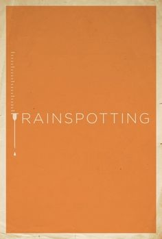 Trainspotting, by Irvine Welsh (@AlliedSchools)