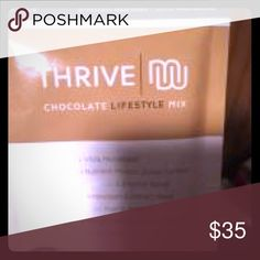 15 packets Thrive Lifestyle Mix - Protein Powder 15 unopened packets THRIVE Lifestyle mix aka protein  powder Other