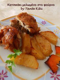 Ένα προσωπικό ημερολόγιο γεμάτο συνταγές και ιδέες για μία νόστιμη ζωή! Greek Recipes, My Recipes, Greek Beauty, Everyday Food, I Foods, Tasty, Meat, Chicken, Cooking